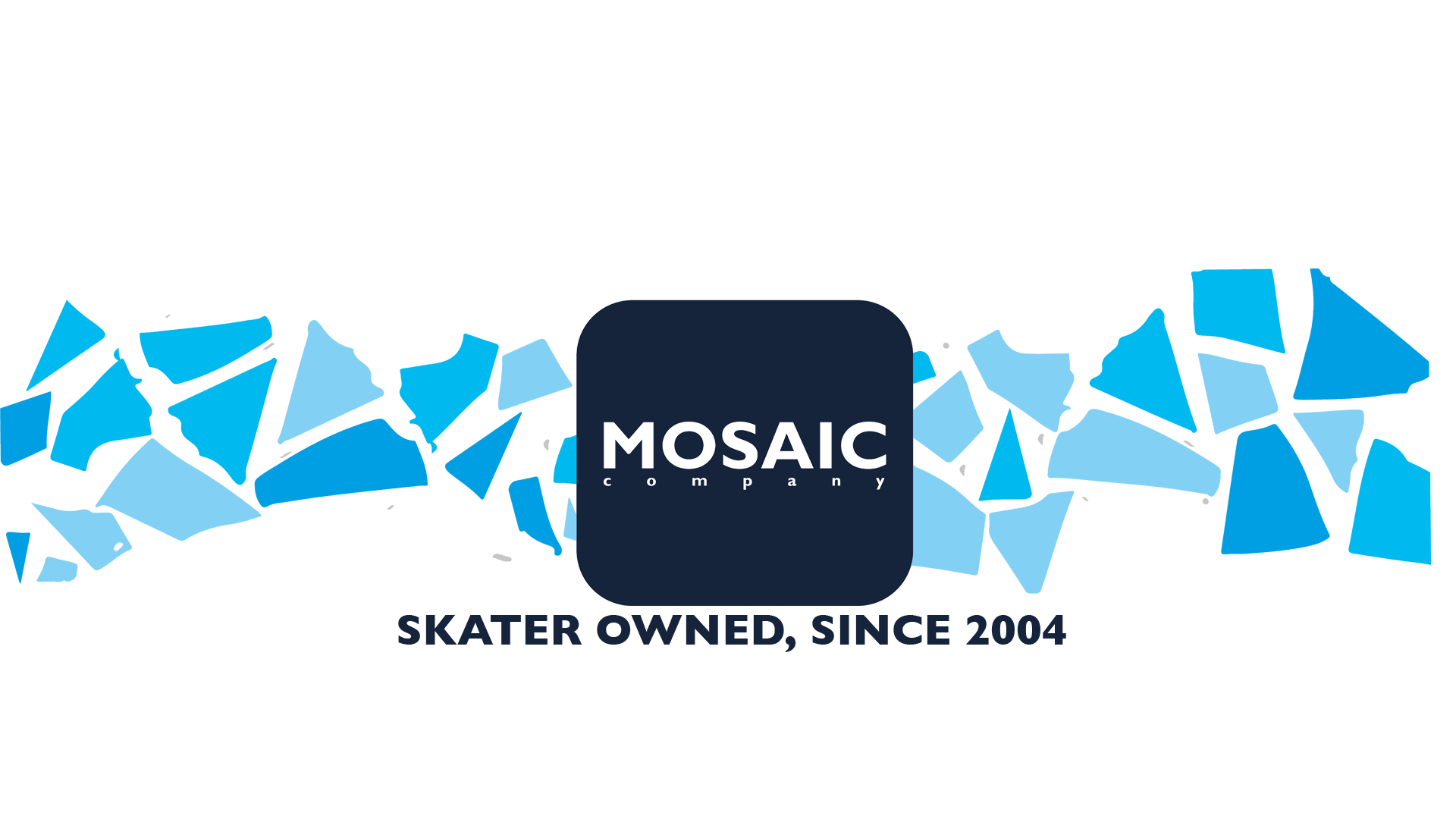Mosaic Company – Bearings and Goods Skateboarding Company