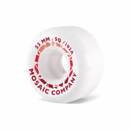 Mosaic SQ Floor 53mm 102a wheels pack